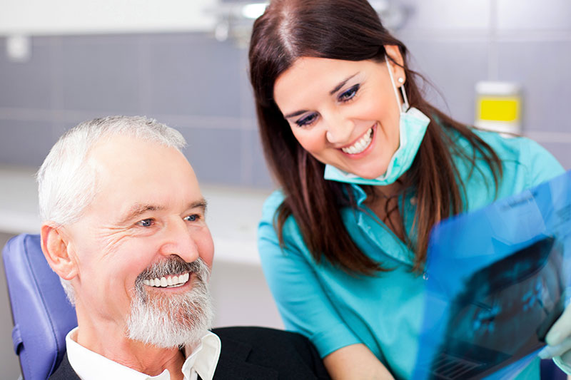 Dental Implants in Fresno, CA 93710